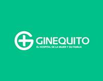 Ginequito. Campaña Publicitaria.
