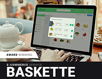 Baskette - Award-winning e-shopping service