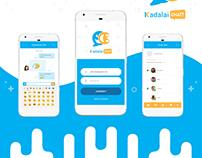 Kadalai Chat App
