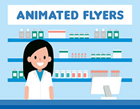 Volantes animados / Animated flyers