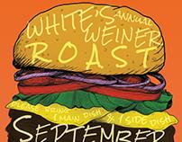 White's Annual Weiner Roast | TravieWhite