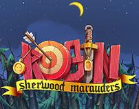 Robin: Sherwood Marauders