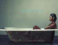 The BEAUTIFUL BATHTUB DREAM
