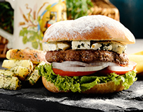 Burger proyecto for Fritz