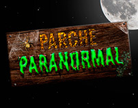 Parche paranormal Jumbo