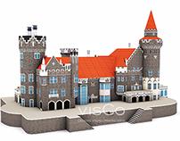 3D Landmarks
