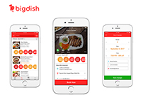BigDish Web & App