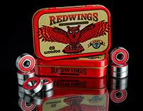 REDWINGS SKATE BEARINGS