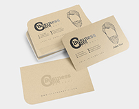 Various Business Card Mockups