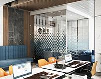 BANK OFFICE INTERIOR DESIGN│VR 360°