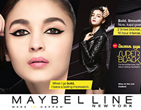 Maybelline Colossal Kajal Super Black DSP