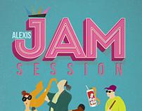 Jam Session Poster