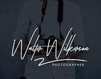 Photography or Signature Logofolio Vol. 02