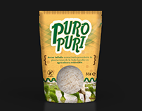 PuroPuri | Puffed Rice Snack