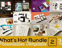 What's Hot Bundle vol.2 – Presentation Templates
