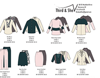 Coordinates-Third & She, 1st Delivery