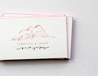 Yaroslav & Jenny Photography Branding