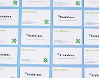 ProValens Brand Identity