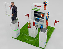 Lenovo KSA Booth
