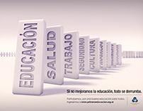 2016 - #PrimeroEducación