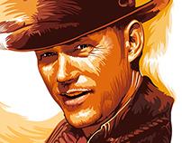 Indiana Jones with Chris Pratt