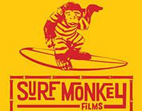 Surf Monkey Films Logo