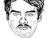 Ryan Hemsworth - MeetFactory Poster