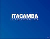 Diseño de identidad Corporativa para Cemento Itacamba