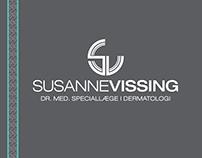 SUSANNE VISSING - branding - identity - webdesign