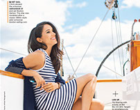 Good Housekeeping with Meghan Markle