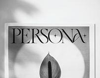 Persona Issue N˚1 - Transcendência