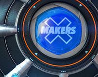 DeAKids - X-Makers Website