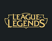 League of Legends Infographic Design