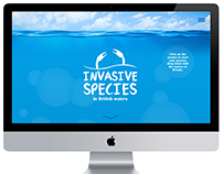 Invasive Species in British Waters (MA Project)