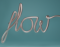Animated Cursive Text