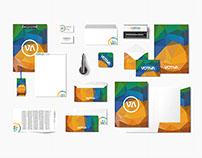Votiva Softwares (Brand Designing)