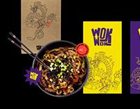 Brand Identity / WokWok