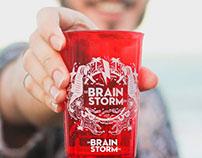 Brainstorm - Arte para copo