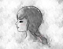 Character Design: Gray Girls