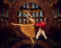 English National Ballet Cinderella poster by Jason Bell