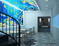 Sea Food Restaurant - مطعم مأكولات بحرية