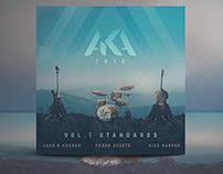 AKA TRIO - ALBUM COVER