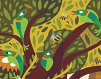 Illustrations: Fascinating Folktales of Punjab