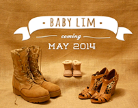 Baby Lim Announcement