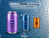 Energy Drink (For Designers)