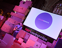 TEDxLeamingtonSpa 2017 'Home'