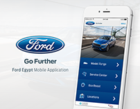 Ford Egypt Mobile App