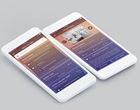 Restaurant Listing & details Page Design.