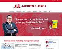 Diseño web Jacinto Llorca