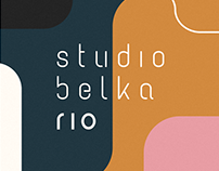 Studio Belka Rio   Branding